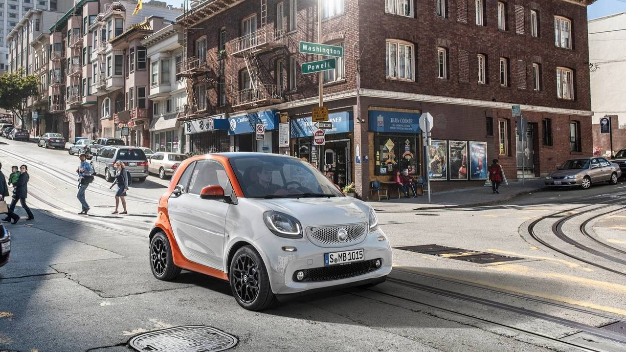 Smart Fortwo - Renault