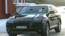 Porsche Cayenne Compact Version and First Restyling