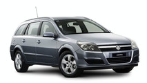 Holden Astra CDX Wagon Front