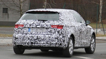 2013 Audi A3 spy photos 12.12.2011