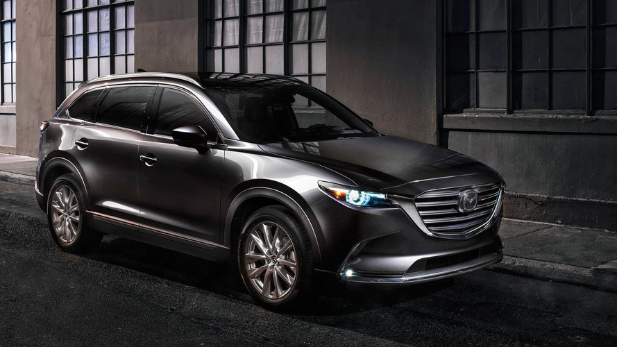2018 Mazda CX-9 Updated With Standard Safety Tech, New Features