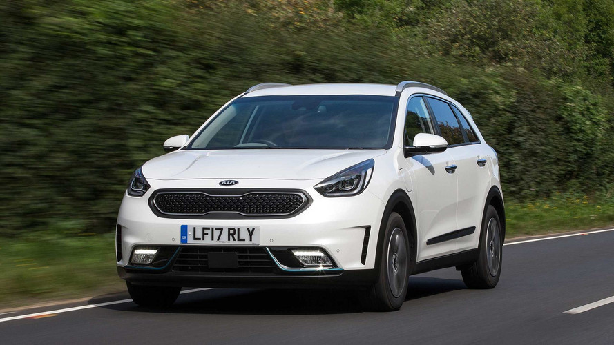 Kia Niro Plug-In Hybrid 'Will Do Over 200mpg'
