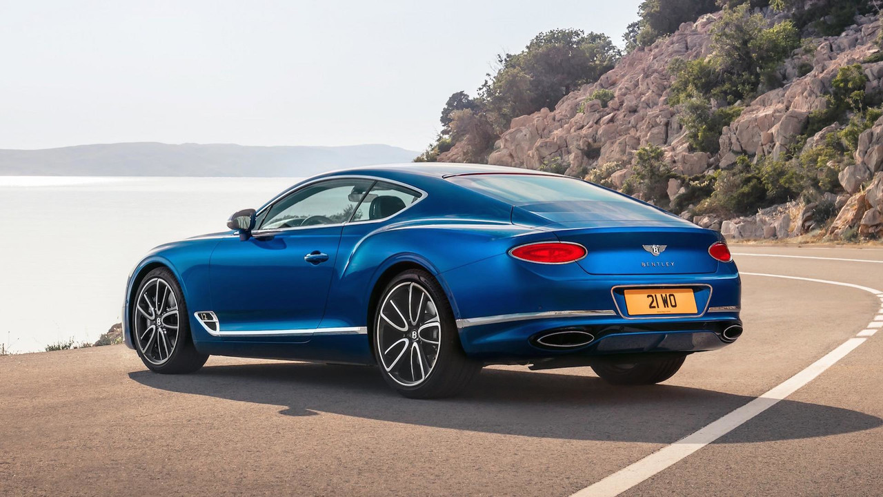 2018 Bently Continental Gt >> 2018 Bentley Continental GT: See The Changes Side-By-Side