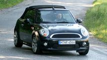 New MINI Convertible Spy Photos