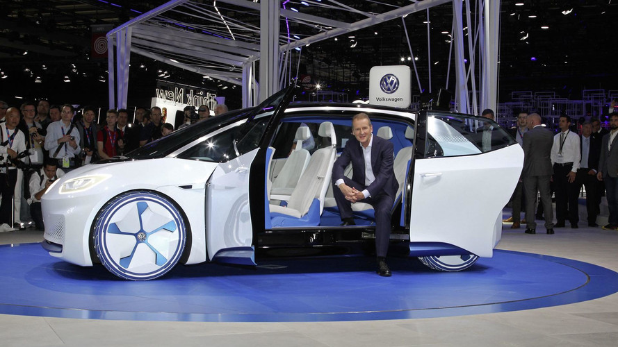 VW Group Considering New CEO, Possibly Promoting Herbert Diess