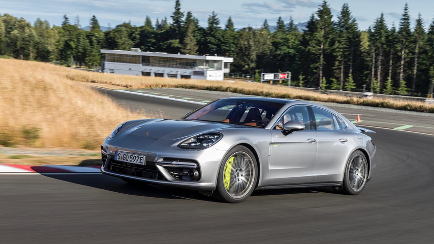 2017 Porsche Panamera Turbo S E-Hybrid: Fast but not Furious
