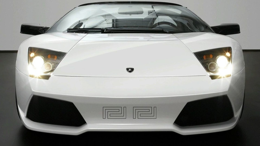 Lamborghini Murciélago LP 640 Roadster VERSACE Limited Edition Announced