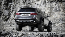 Mercedes Clase E All-Terrain 4x4²