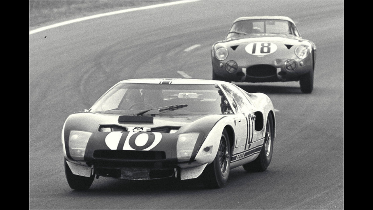 1964: Ford GT