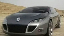 Video of Renault's Compact Coupe Concept