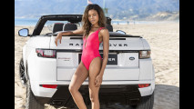 Range Rover Evoque Convertibile e Naomie Harris in California