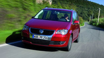 New 2007 Volkswagen Touran Facelift