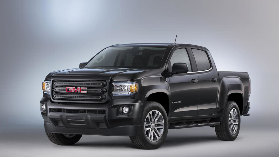 2015 GMC Canyon Nightfall Edition unveiled
