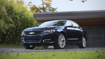 2015 Chevrolet Impala unveiled, gains a new start/stop system