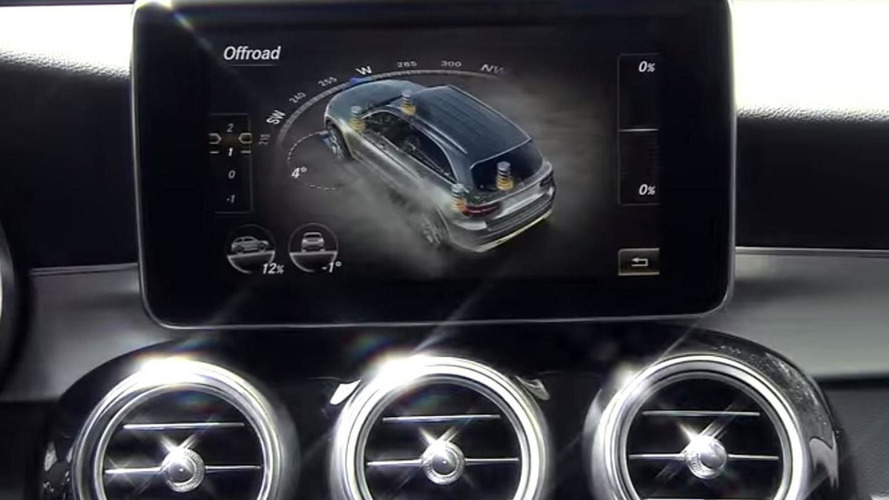Mercedes-Benz GLC teaser video released ahead of tomorrow's full debut