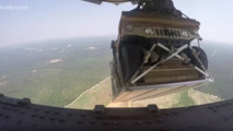 Humvee Air-Drop