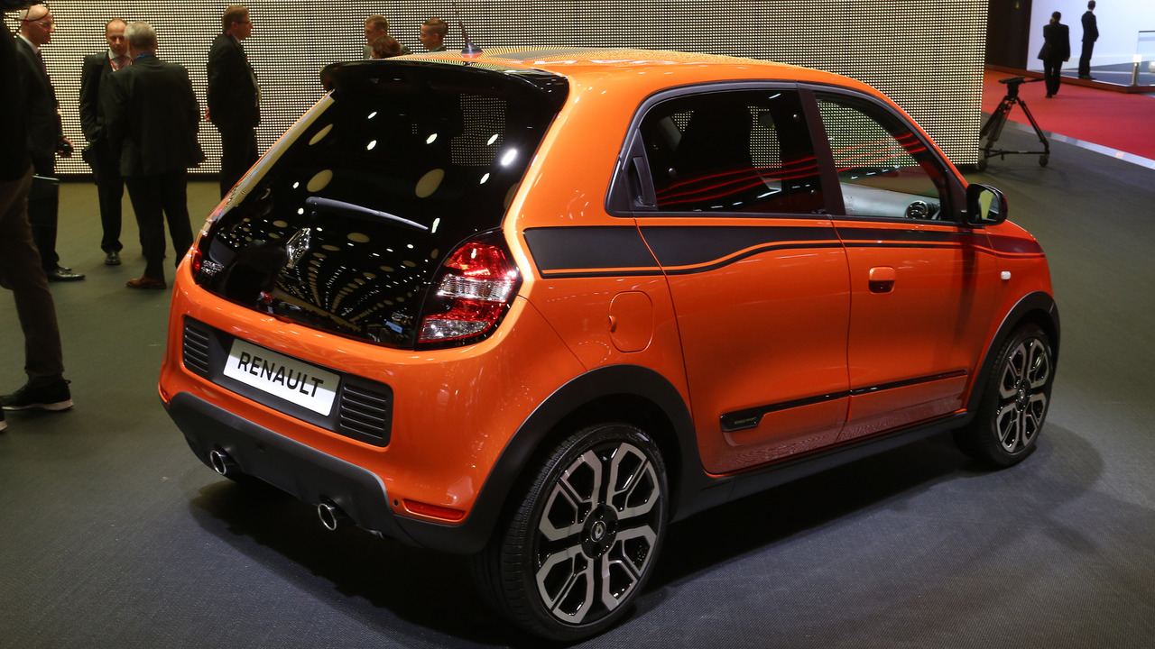2016 renault twingo gt paris motor show photo gallery. Black Bedroom Furniture Sets. Home Design Ideas