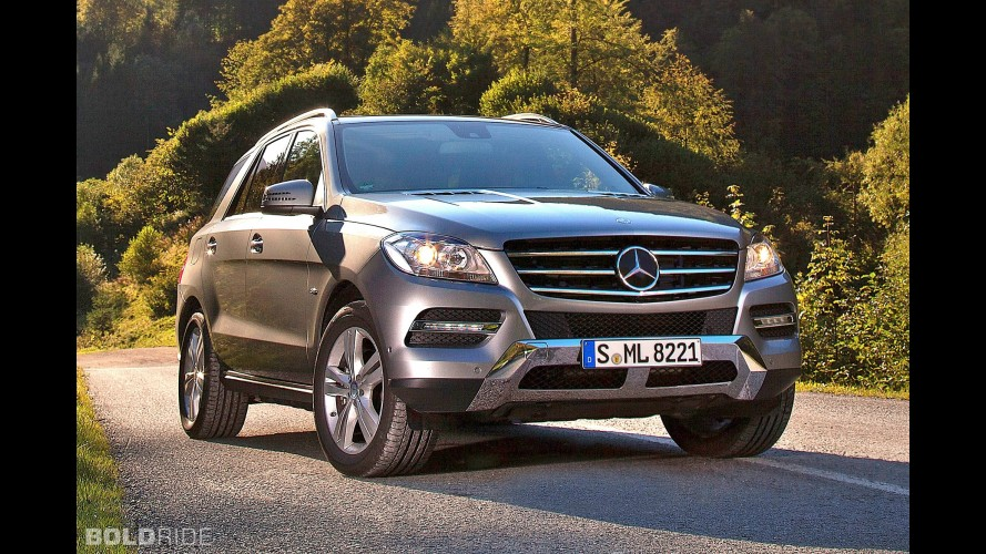 mercedes benz ml500 4matic blueefficiency. Black Bedroom Furniture Sets. Home Design Ideas