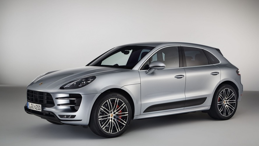 Porsche Macan Turbo com Performance Package