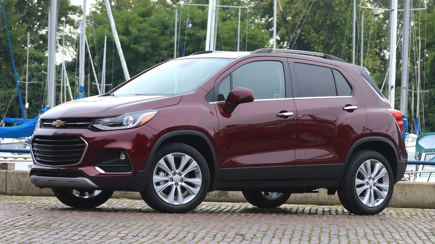 Review: 2017 Chevy Trax