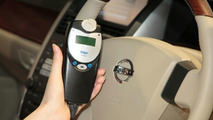 Nissan's Preventive Drink-Driving Technology