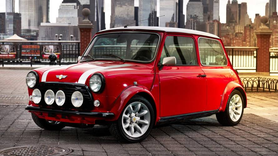 La Mini Classica si elettrizza a New York