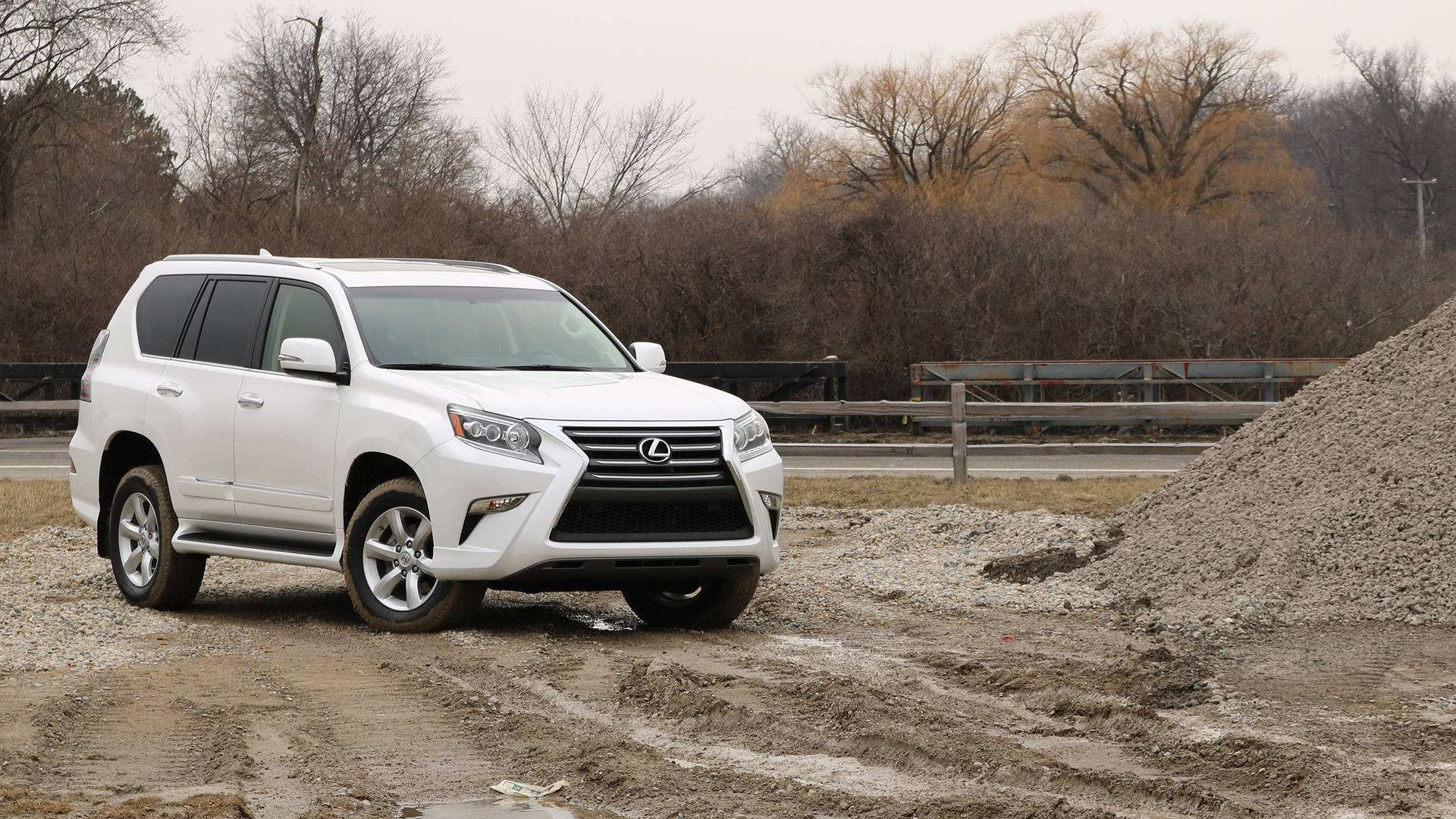 the fast face flexing mud a gx for new review lane success car lexus
