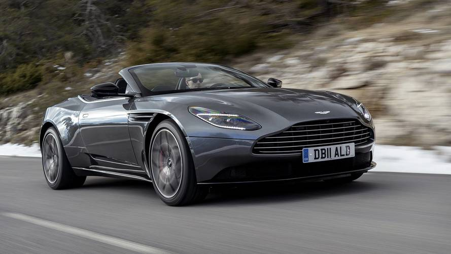 Aston Martin isn't planning any six-cylinder engines