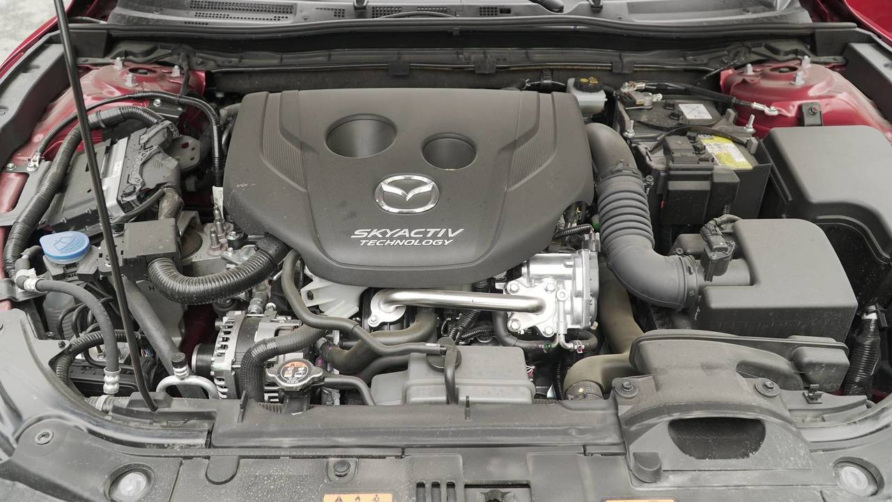 2017 Mazda3 1.5 SkyActiv-D Power