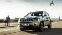 2018 Jeep Compass first drive
