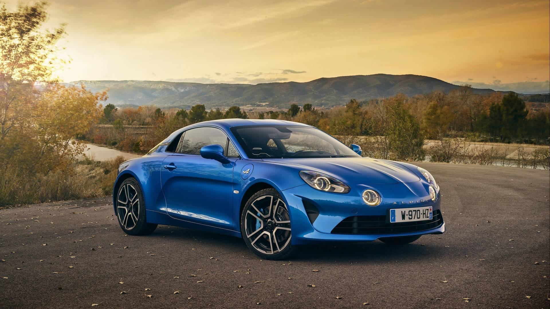 Alpine A110 Ready For Its Close Up In New Eye Candy s Videos