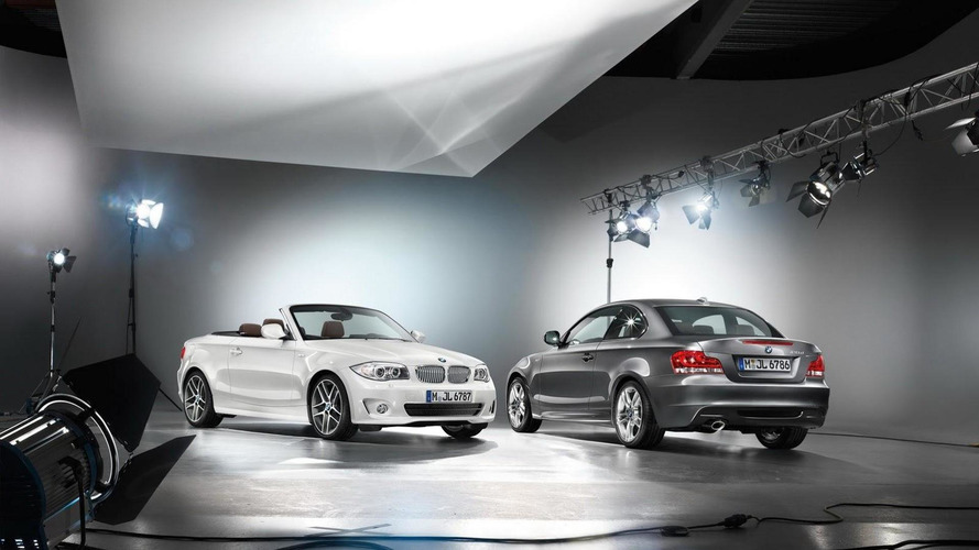 BMW 1-Series Coupe and Convertible getting Limited Edition Lifestyle