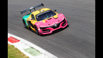 Renault Sport, track day a Monza