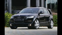 JE Design Audi Q7 Widebody