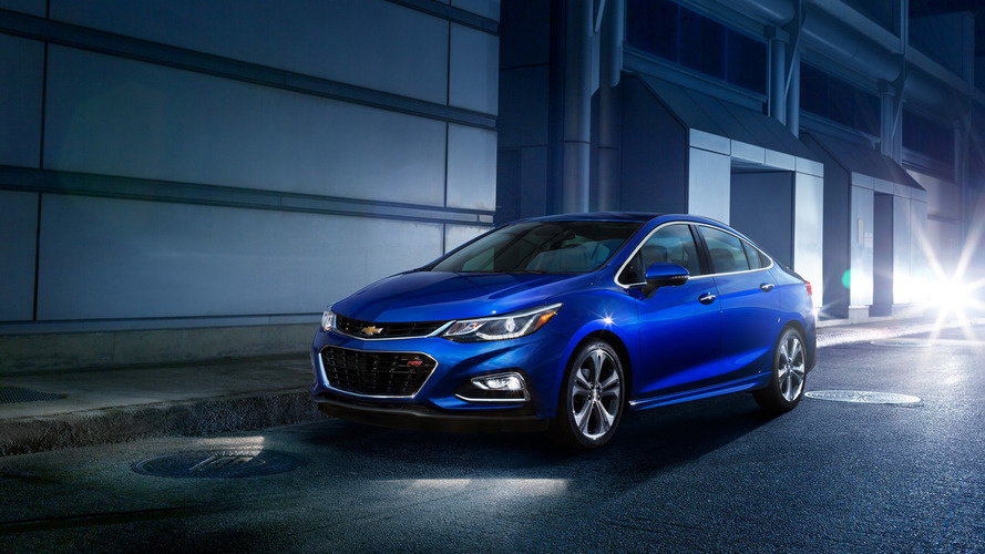 Chevy Cruze diesel manual achieves 52 mpg, highest EPA estimate