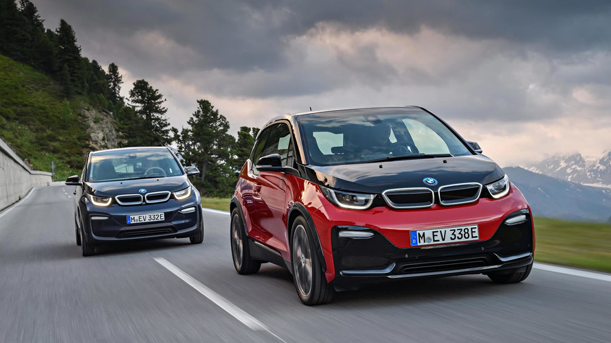 Could the BMW i3 become a police car?