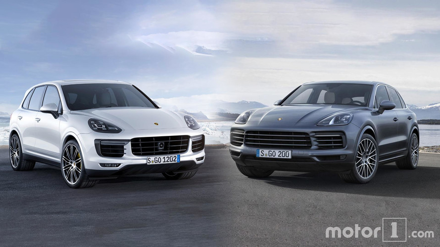 Porsche Cayenne News And Reviews Motor1 Com