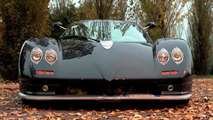 XCAR goes for a ride with Horacio Pagani in a Zonda S 7.3 [video]