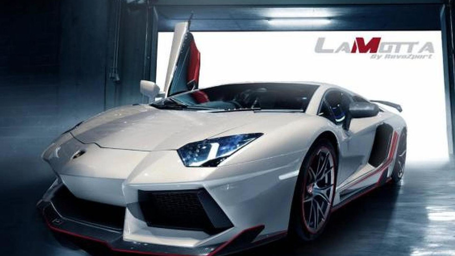 Lamborghini Aventador LaMotta by RevoZport revealed with 820 HP and 80 kg diet