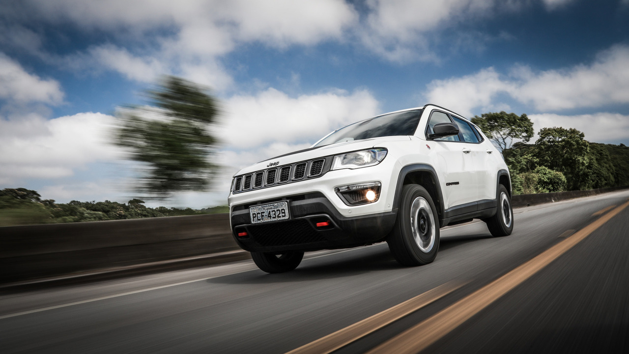 2017 Jeep Compass First Drive An Early Look At The