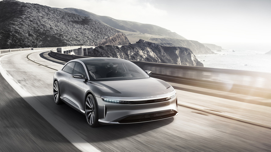 New Lucid Air Launch Edition EV will cost £135k