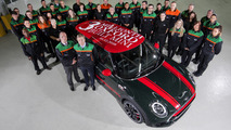 3,000,000th Mini built at Oxford factory