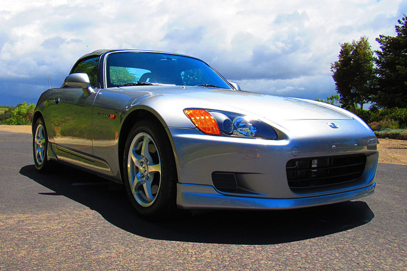 This 899-Mile Honda S2000 is as Close to 'New' as it Gets