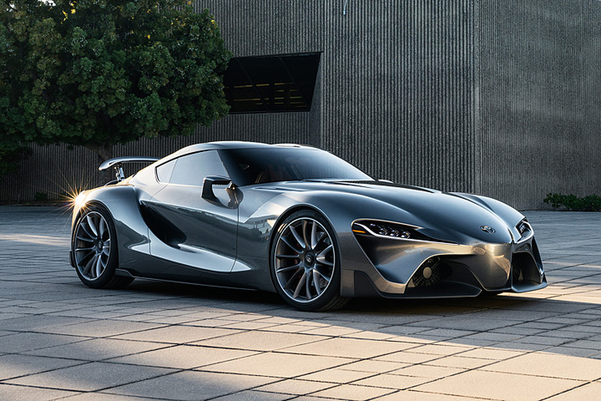 Will the new toyota supra actually get a twin turbo lexus v6 sciox Gallery