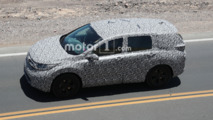 2018 Honda CR-V Spy Shots