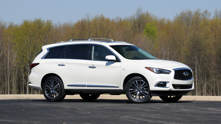 Review: 2016 Infiniti QX60