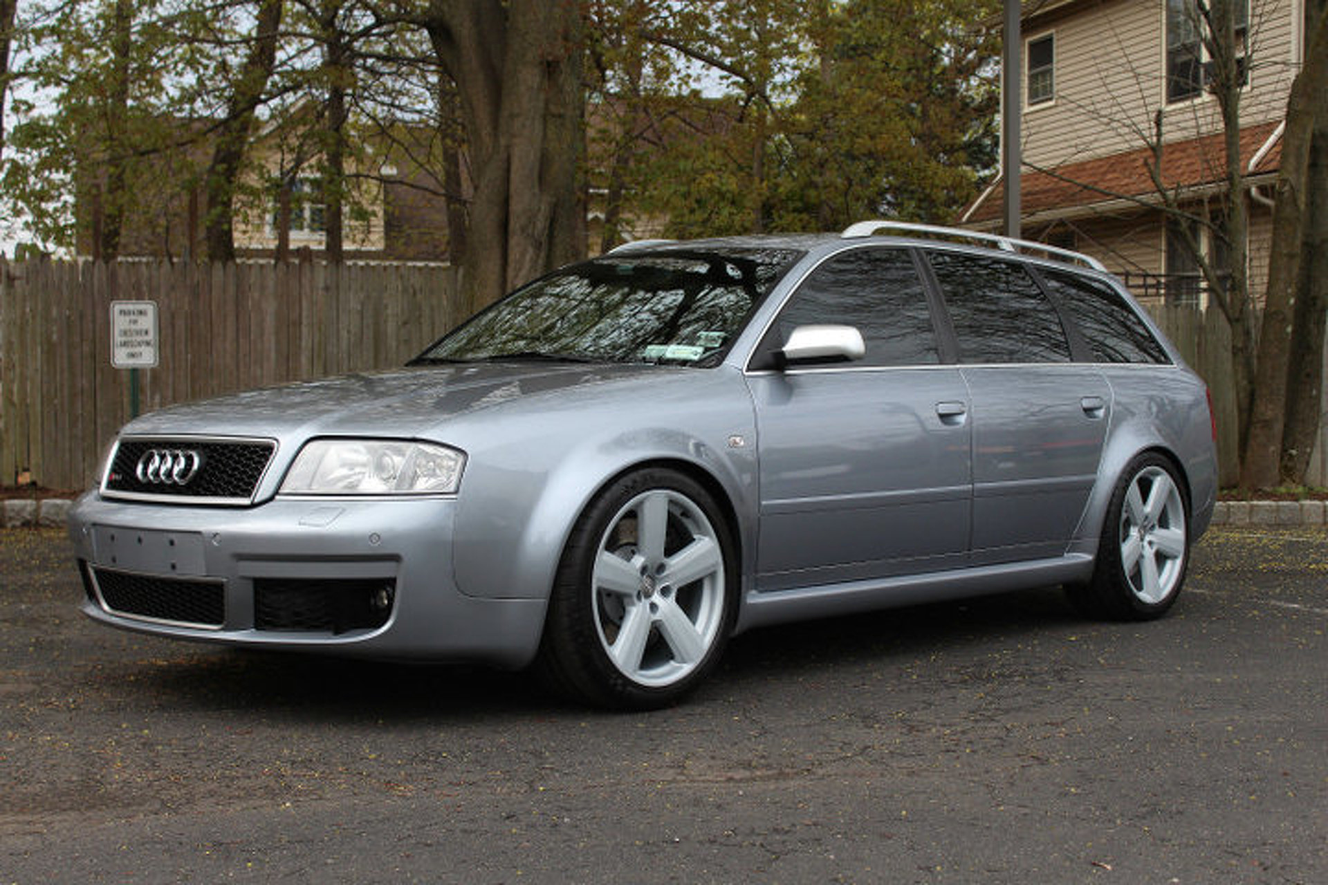 Paul Walker's Audi RS6 Avant For Sale on eBay