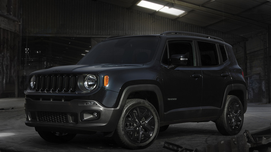 Jeep Renegade Dawn of Justice Special Edition introduced [video]