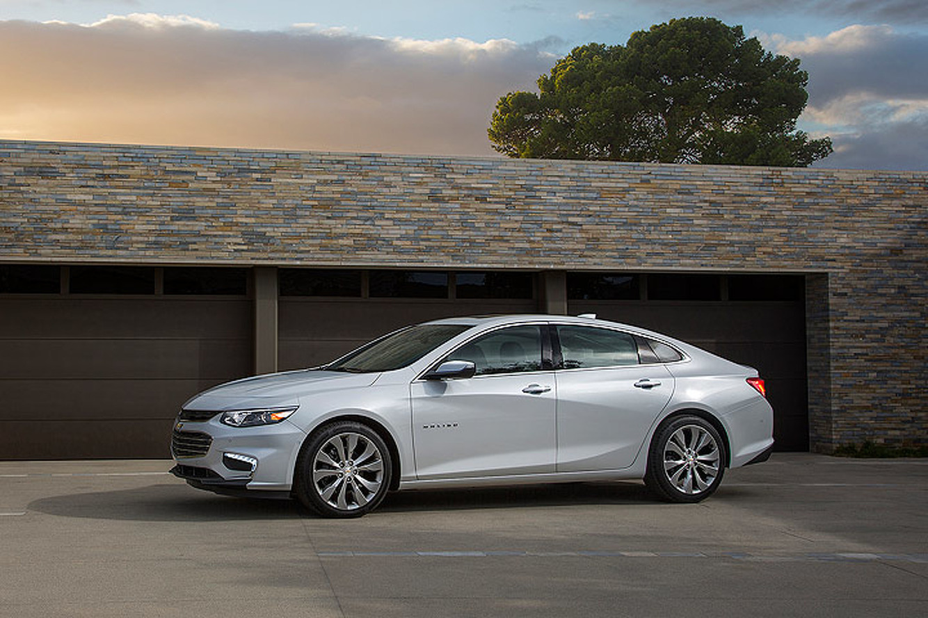Teen Driving Tech is Coming Soon to the 2016 Chevrolet Malibu
