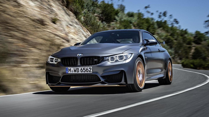 BMW M4 GTS officially unveiled with 500 PS